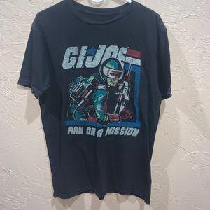 2018 Hasbro G.I. Joe Vintage Look Shirt